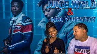 Juice WRLD - Bandit [ft. NBA Youngboy] (Official Music Video) REACTION!!