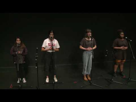 Word The Front Line 2016, Marist College, Round 2, Pearl, Jennifer, Amy, Tiara