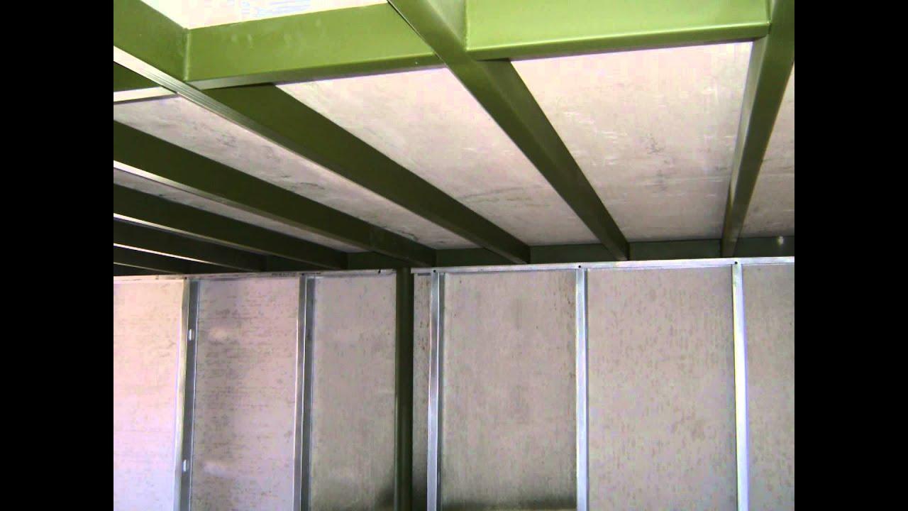 Drywall ampliaciones y estructuras met licas arequipa - Estructuras de acero para casas ...
