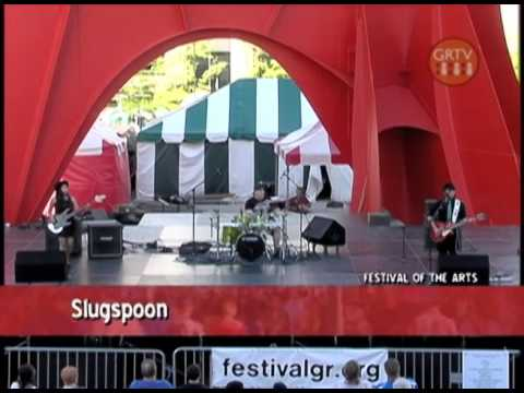 Festival of the Arts 2016 - Slugspoon