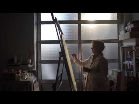 Sandra Meigs, painter, and 2015 Canada Council laureate – a film by  Ryan Mah and Danny Berish