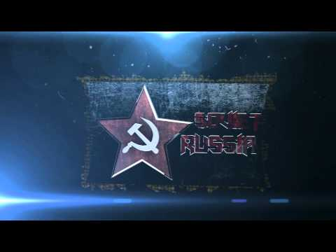 Soviet Russia Free Intro | Cinema 4D - By RiTutorials