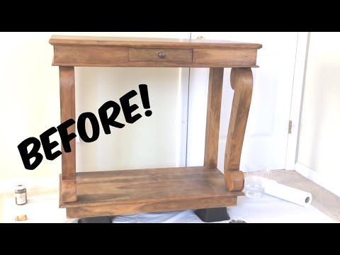Kitchen Island Make Over Youtube