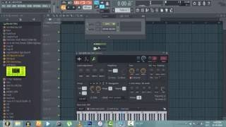 How to create the EHNN sound used by LegenduryBeatz and Sarz