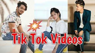 Gambar cover Mr Faisu new tiktok video | jannat zubair riyaz and team07