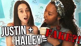 Justin Bieber and Hailey Baldwin Engagement FAKE?! | Issa Conspiracy