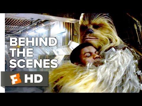 Star Wars: The Force Awakens Behind the Scenes - Crafting Creatures (2016) - John Boyega Movie HD