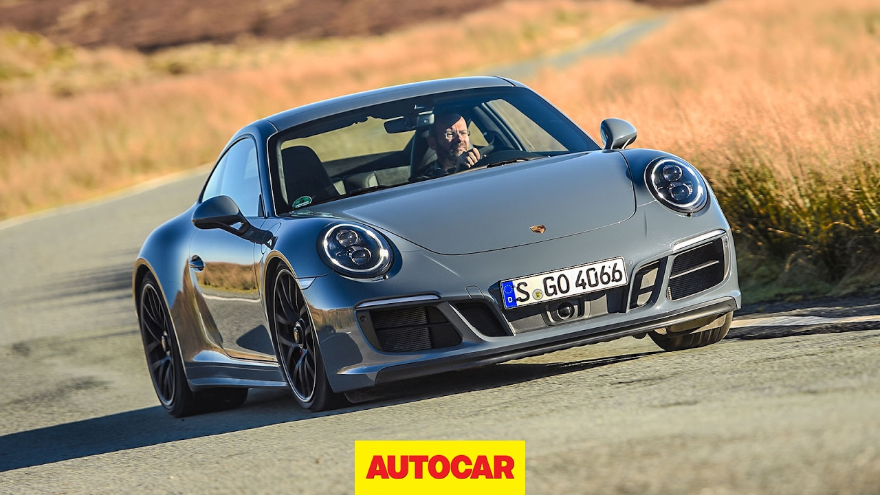 New Porsche 911 Gts Review Carrera 4 Gts Tested As Good As A Gt3 Autocar