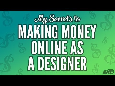 My Secrets to Making Money Online as a Designer