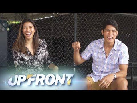 Upfront: Valentine's quiz with Kim Dy and Marck Espejo