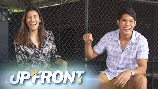 Upfront: Valentine's quiz with Kim Dy and Marck Espejo