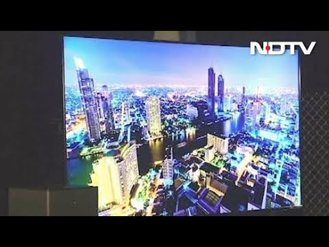 An 8K TV Worth Rs. 8 Lakh | The Gadgest 360 Show