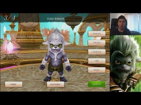 SOY ADORABLE!! ORDER & CHAOS ONLINE | (Juego Para Movil/iPad)
