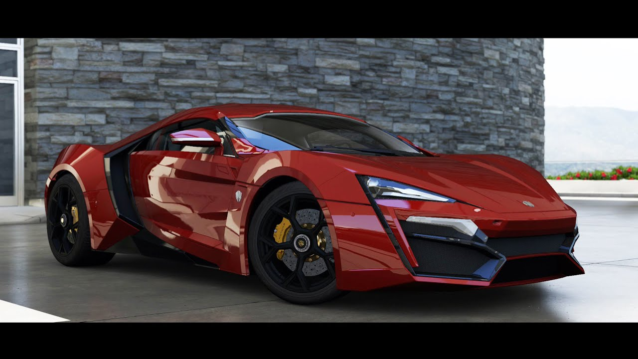 Lykan HyperSport Is A BEAST Polo Red Car Pack  YouTube