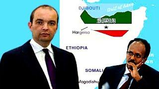 Dawlada Ingiriiska Oo Danaynaysa Aqoonsiga Somaliland Xili Farmaajo Kala Hadashay Arimo Umuhiima