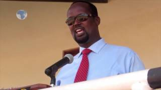 Mandera governor Ali Roba decries electricity shortage in Mandera