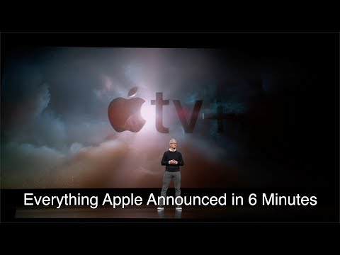 Everything Apple Announced at Today's 'It's Show Time' Event in 6 Minutes
