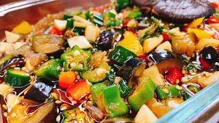野菜漬け|こっタソの自由気ままに【Kottaso Recipe】さんのレシピ書き起こし