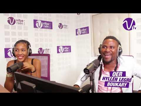 HYLLEN LEGRE sur Vibe Radio Côte d'Ivoire 2