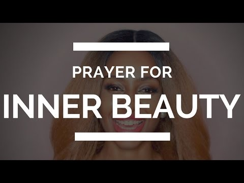 PRAYER FOR INNER BEAUTY