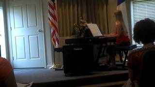 Piano Recital 2013 (Lily Belle