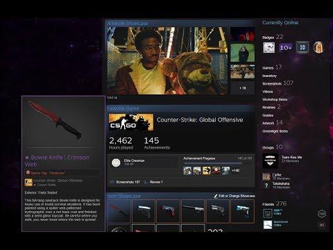 Childish Gambino Plays CS:GO (CS:GO Theme x II. Worldstar)