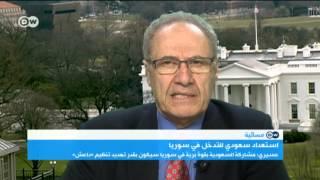إدموند غريب: أي تدخل عسكري بري سعودي في سوريا قد يؤدي إلى حرب عالمية