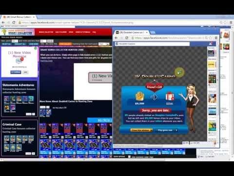 Video Doubleu casino chips free