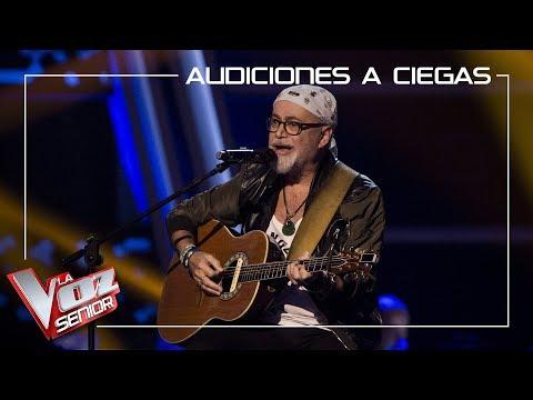 Frank Mercader Canta 'It's A Heartache' | Audiciones A Ciegas | La Voz Senior Antena 3 2019