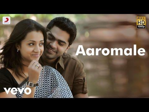 Vinnaithaandi Varuvaayaa - Aaromale Tamil Lyric | A.R. Rahman