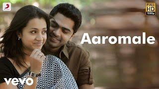 Vinnaithaandi Varuvaayaa Aaromale Tamil Lyric . Rahman