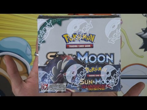 Guardians Rising Booster Box Opening