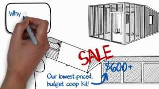 Free Chicken Coop Ideas : Build Your Own Chicken Coop