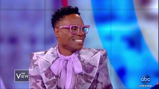Billy Porter on Importance of Telling 'Pose' Story & Career | The View