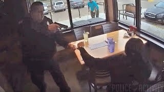 Bodycam Shows Muskogee Police Fatally Shooting Armed Suspect (WARNING - GRAPHIC CONTENT)
