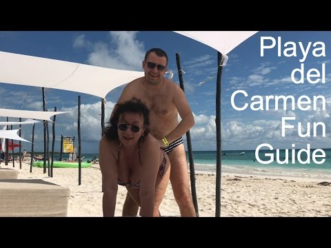 Playa del Carmen: Beach 5th Avenue Nightlife Party Shopping Jungle | What to do | Fun Travel Guide