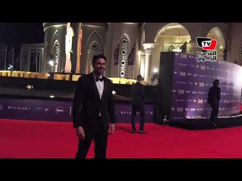 احمد عز وبشري في مهرجان القاهرة السينمائى  - نشر قبل 11 ساعة