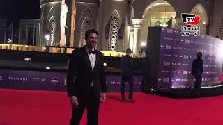 احمد عز وبشري في مهرجان القاهرة السينمائى