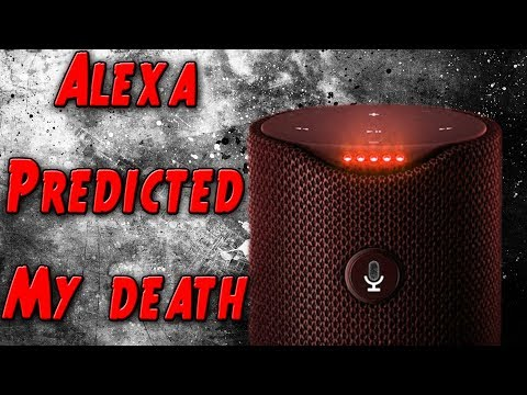 My Alexa Predicted My Death [Complete] Erick Alden