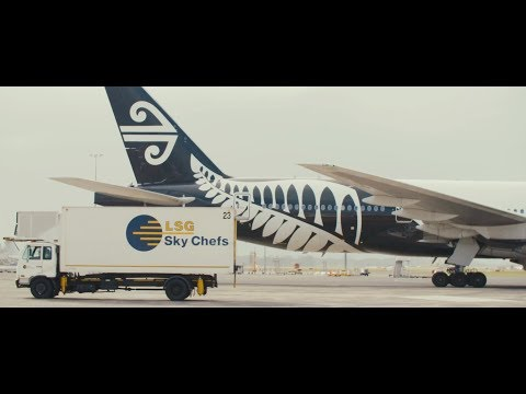 Air New Zealand and LSG Sky Chefs Collaborate on Reducing Inflight Waste