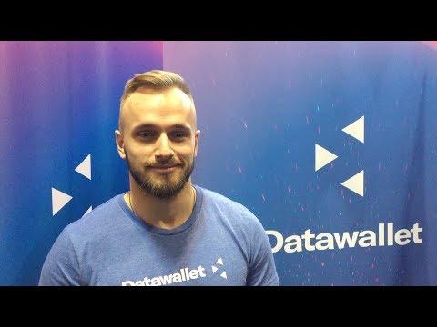 Datawallet Interview - @DataWalletHQ - Blockchain Expo North America Santa Clara 2017