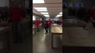 видео apple store