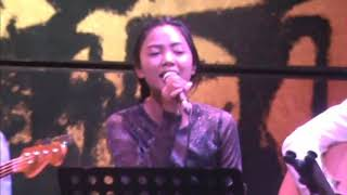 Puisi – Jikustik, Cover By Tami Aulia With Uniqueacoustic Jogja,  Indonesia