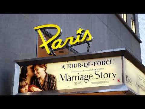 Netflix leases New York's Paris Theatre
