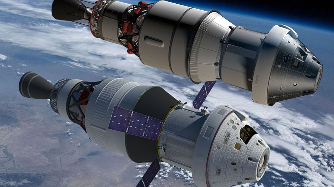 Unbelievable High Tech Space Stations On The Rise To The Next Level