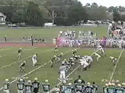 2004 Donald Brown High School Highlight Video Film Recruiting Tape