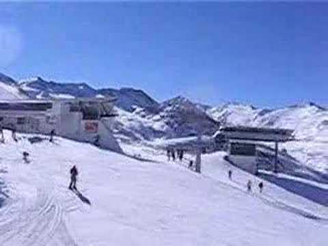 Obergurgl Austria Skiing 2007