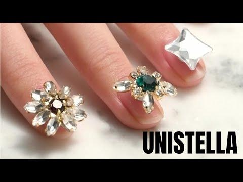 2020 New nail art  tutorial / Nail IDEA  / #vogueunistellahotnails /#magnetnails thumbnail
