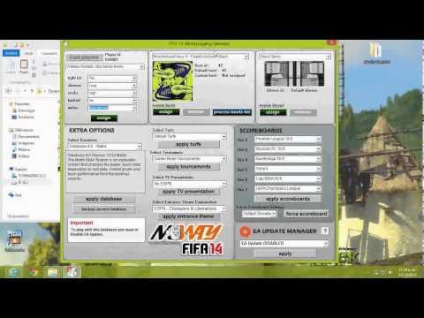 FIFA 14 PARCHE TDO EN 1 V1 KIT BOTAS EQUIPOS Y MAS | Doovi