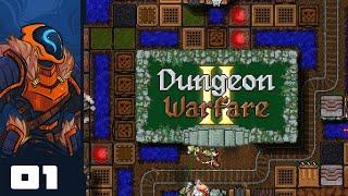 Top-Down Orcs Must Die!? - Let's Play Dungeon Warfare 2 - PC Gameplay Part 1 screenshot 1